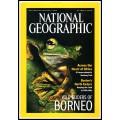 NATIONAL GEOGRAPHIC #4 ΤΟΜΟΣ #198 : WILD GLIDERS OF BORNEO