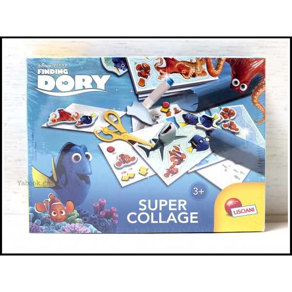FINDING DORY - SUPER COLLAGE