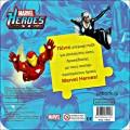 MARVEL HEROES: Το πρώτο μου παζλ